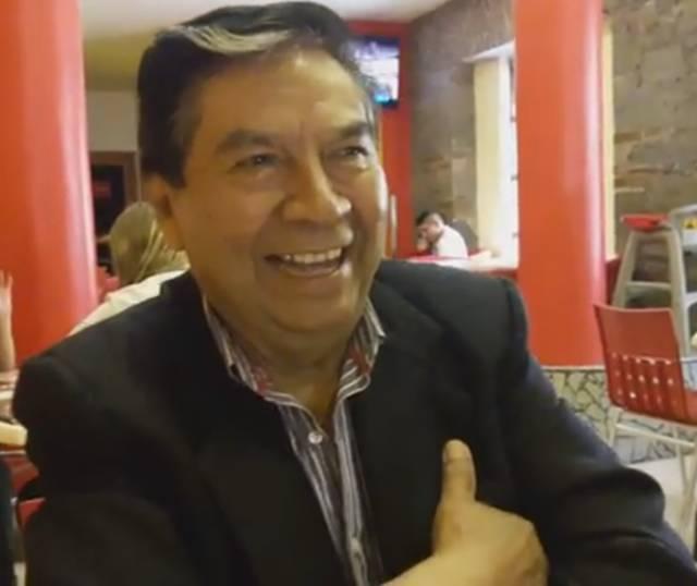 Se va al Senado Joel Molina pero no dejará el liderazgo de Morena