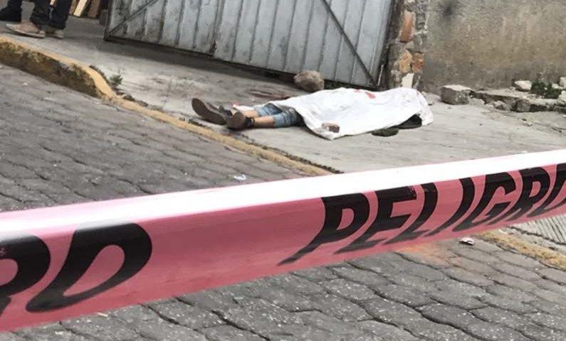 Trabajador de 14 años pierde la vida en un velorio en SPM