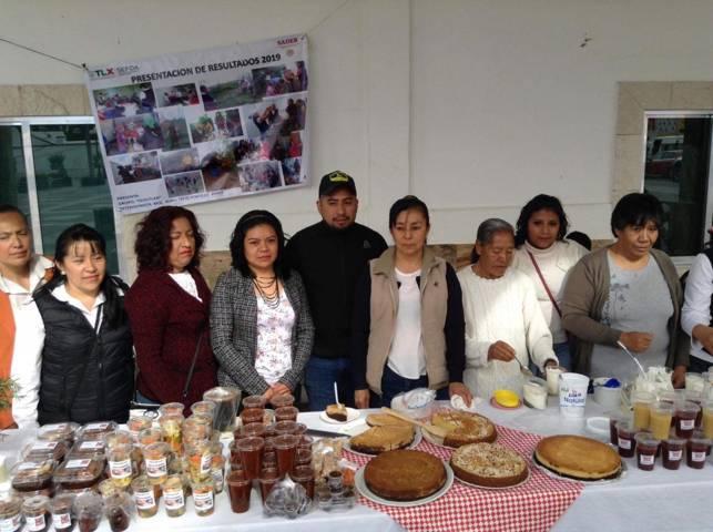 Impulsa Gobierno de Xicohtzinco a mujeres para la generación de autoempleo