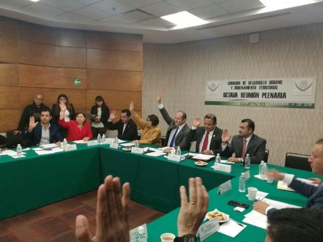 Avala Juan Corral comparecencia de la titular de SEDATU en Cámara de Diputados