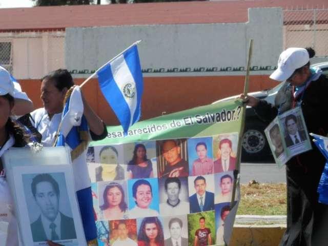 Pasa por Tlaxcala la Caravana de Madres Centroamericanas