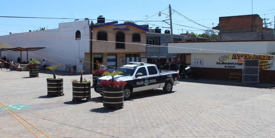 Ayuntamiento de Lardizábal refuerza seguridad por festividades de Semana Santa