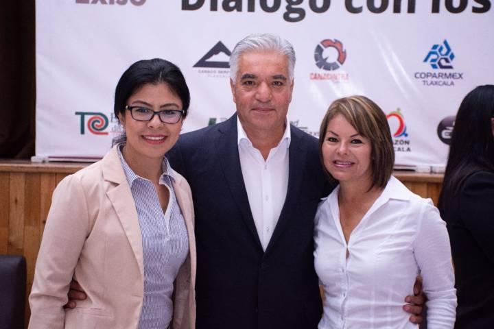 Destaca participación de Gelacio Montiel Fuentes en Foro de la Coparmex