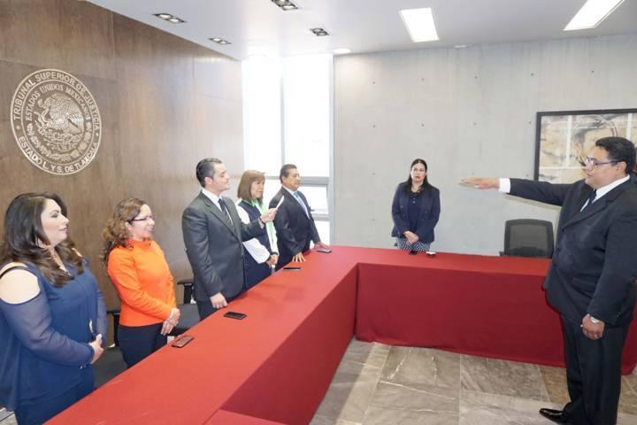 Realiza Consejo de la Judicatura nuevos nombramientos