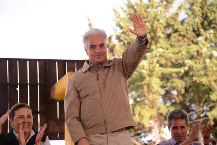 Gelacio Montiel Fuentes a favor de la modernización en Tlaxcala