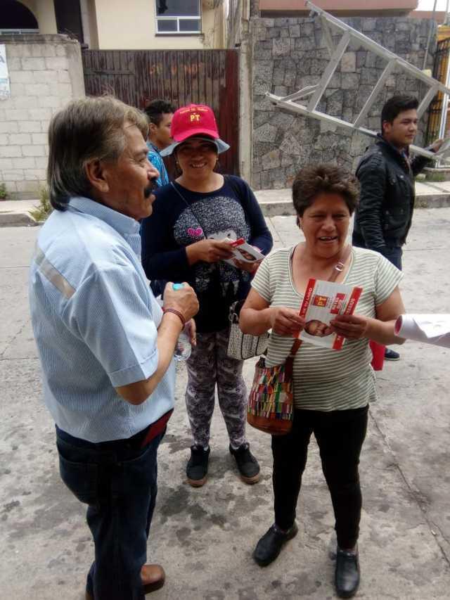 Vivales de la política, responsables del hartazgo de la ciudadanía: Reyes Ruiz