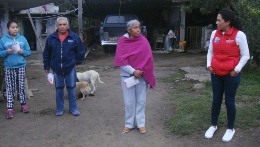 Trabajaremos en conjunto con los ciudadanos para mejorar las condiciones del Distrito 3: Morillón