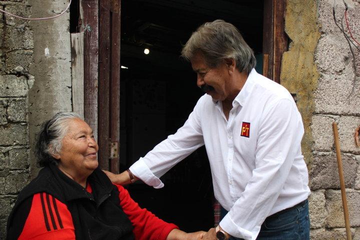 Aventaja Reyes Ruíz en encuestas, advierte que la tendencia propiciará elección de Estado