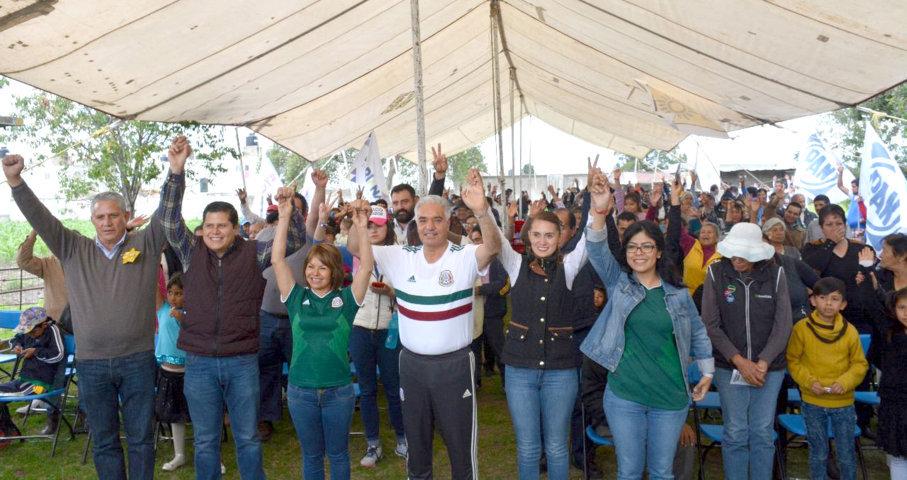 Distrito I Federal garantiza la victoria de Gelacio Montiel Fuentes