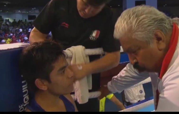 Miguel Ángel Capilla se queda con bronce en JCC