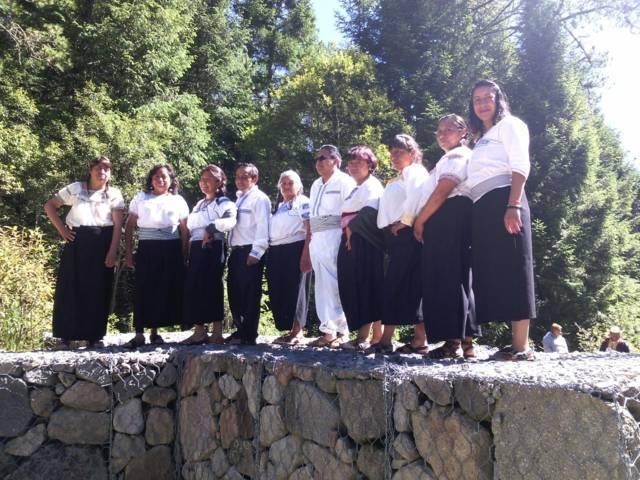 Autoridades municipales y ejidales de Ixtenco realizan recorrido por zona boscosa de la Malinche
