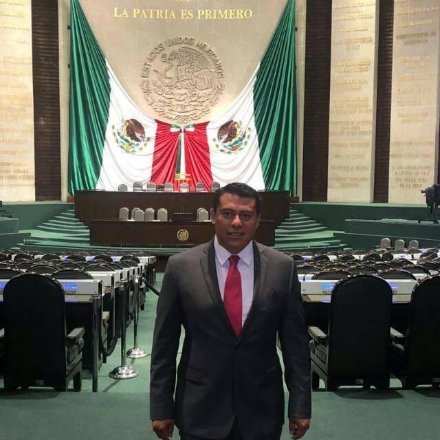 Rubén Terán forma parte de Congreso Federal histórico