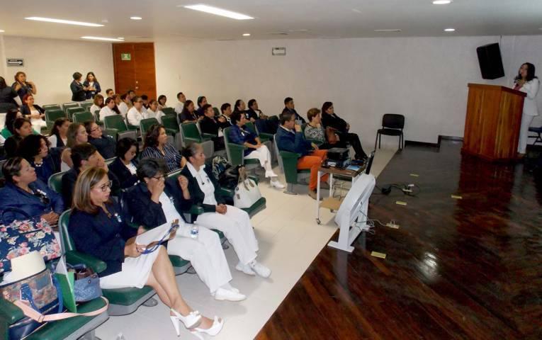 Participa TSJE en XIII Jornadas Académicas de Trabajo Social del IMSS