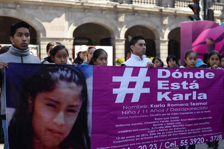 Guarda silencio PGJE sobre personas desaparecidas