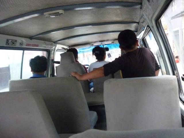 Exigen a la SECTE revisar pésimo servicio de transporte publico