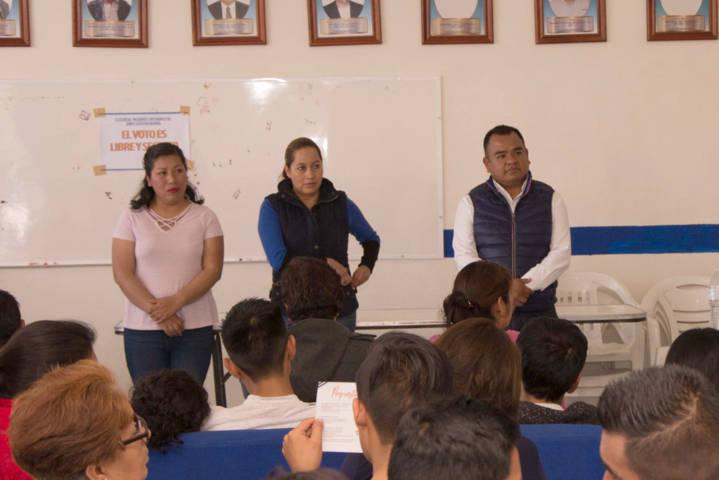 Fórmula Ángelo-Valera integra la fuerza de las mujeres desde arriba: Ángelo Gutiérrez