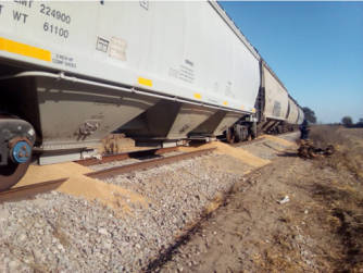 Frustra CES robo a tren en Huamantla