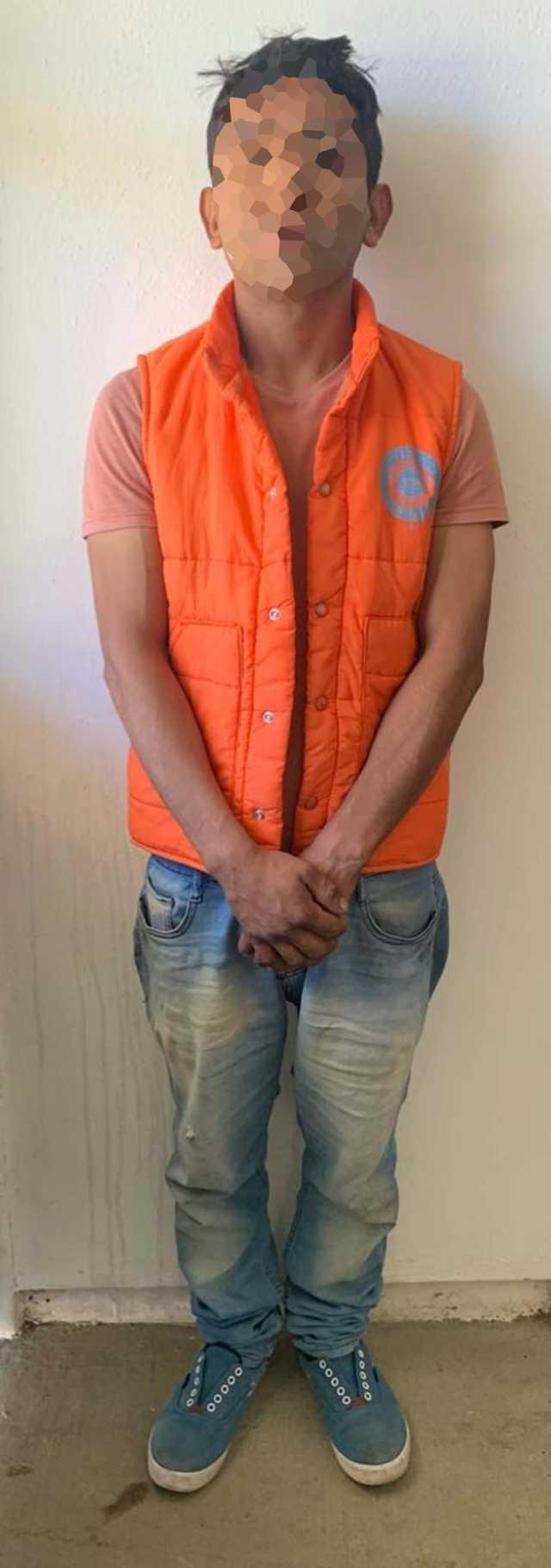Policía Estatal detiene en Cuapiaxtla a persona con posesión de enervantes