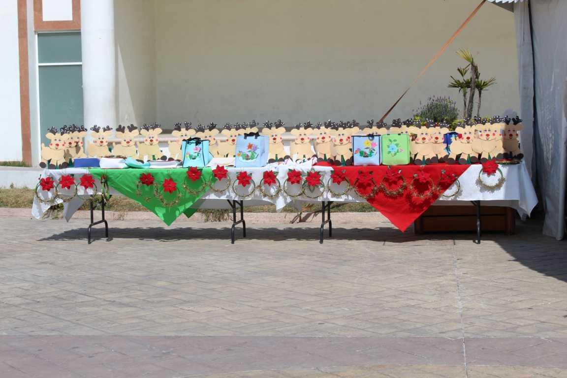 Smdif de Tepetitla clausura actividades 2020 con el grupo de la tercera edad Jóvenes Alegres