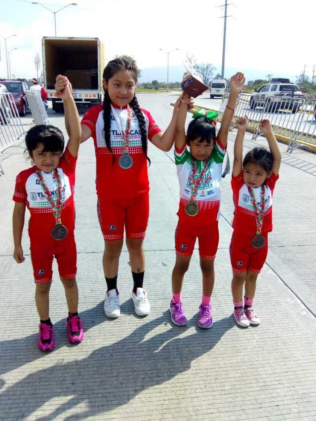 Destaca participación de Xicohtzinco en el Campeonato Nacional Infantil de Celaya