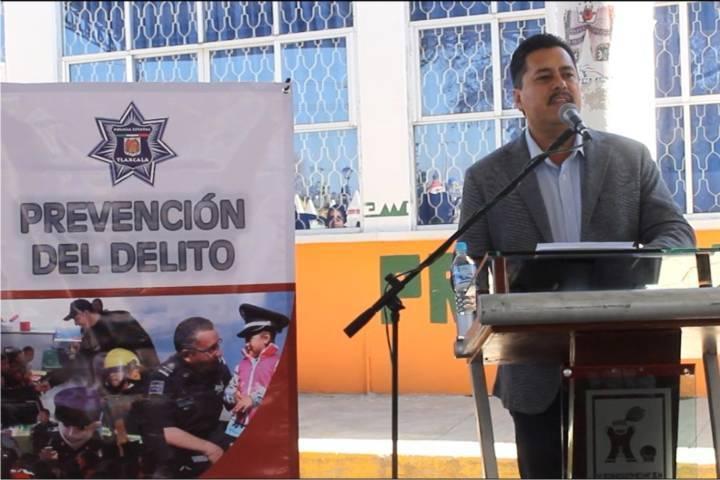 Queremos crear una cultura de prevención y denuncia ciudadana: alcalde