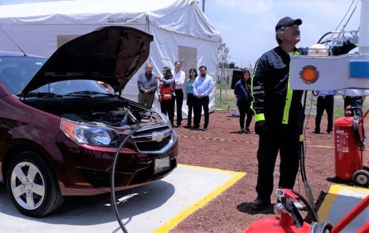 Gas natural, alternativa ambiental en transporte: SECTE