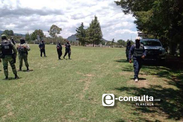 Cancelan eventos deportivos por pandemia en Tzompantepec