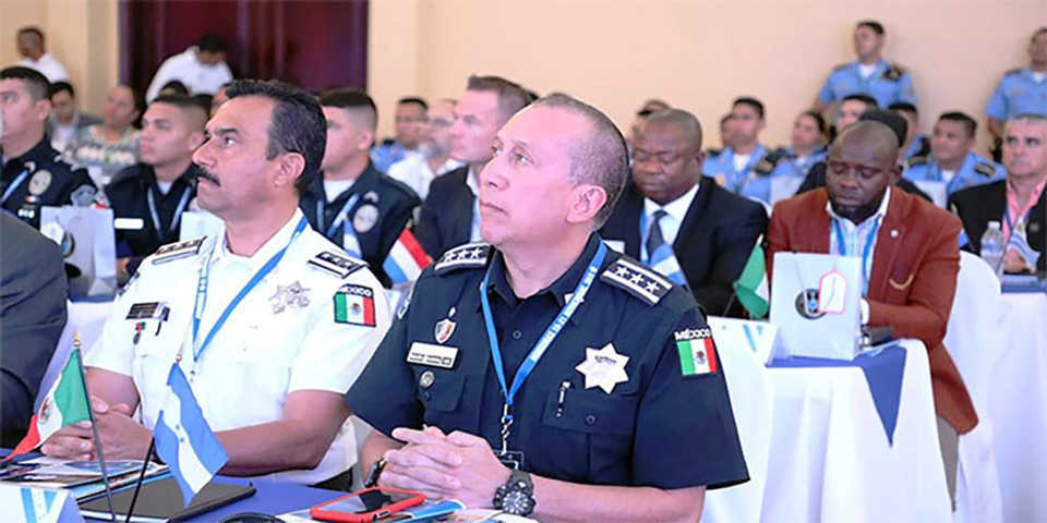 Tlaxcala participa en el VIII Congreso Internacional de Lucha Contra El Secuestro en Honduras