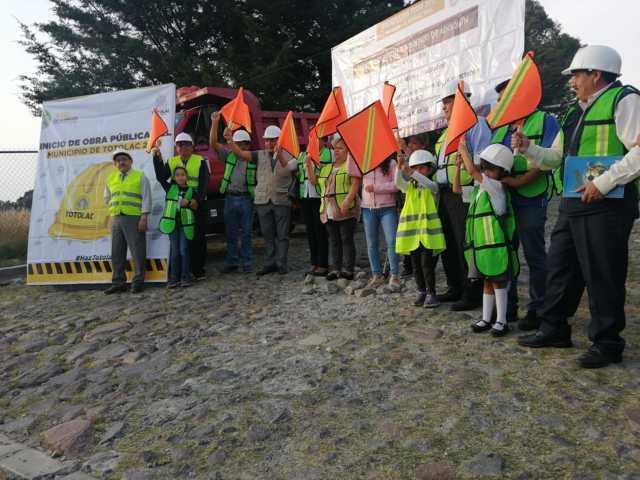 Totolac logrará el 100 por ciento del saneamiento del Río Zahuapan: GPB