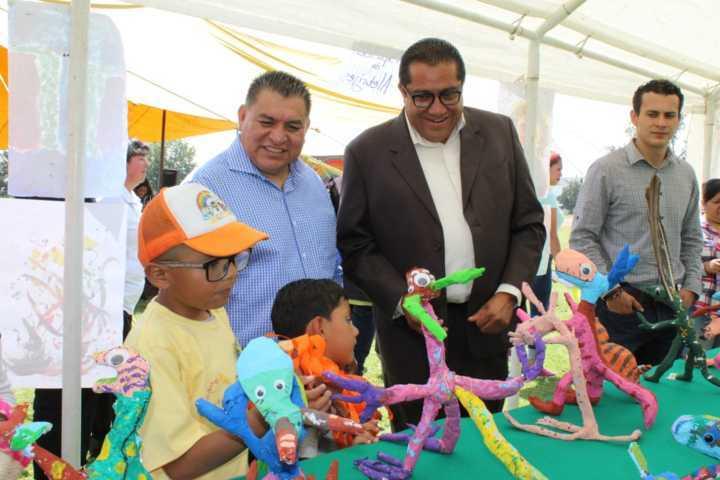 En Divertitlán detonamos el talento y las aptitudes de los niños: alcalde