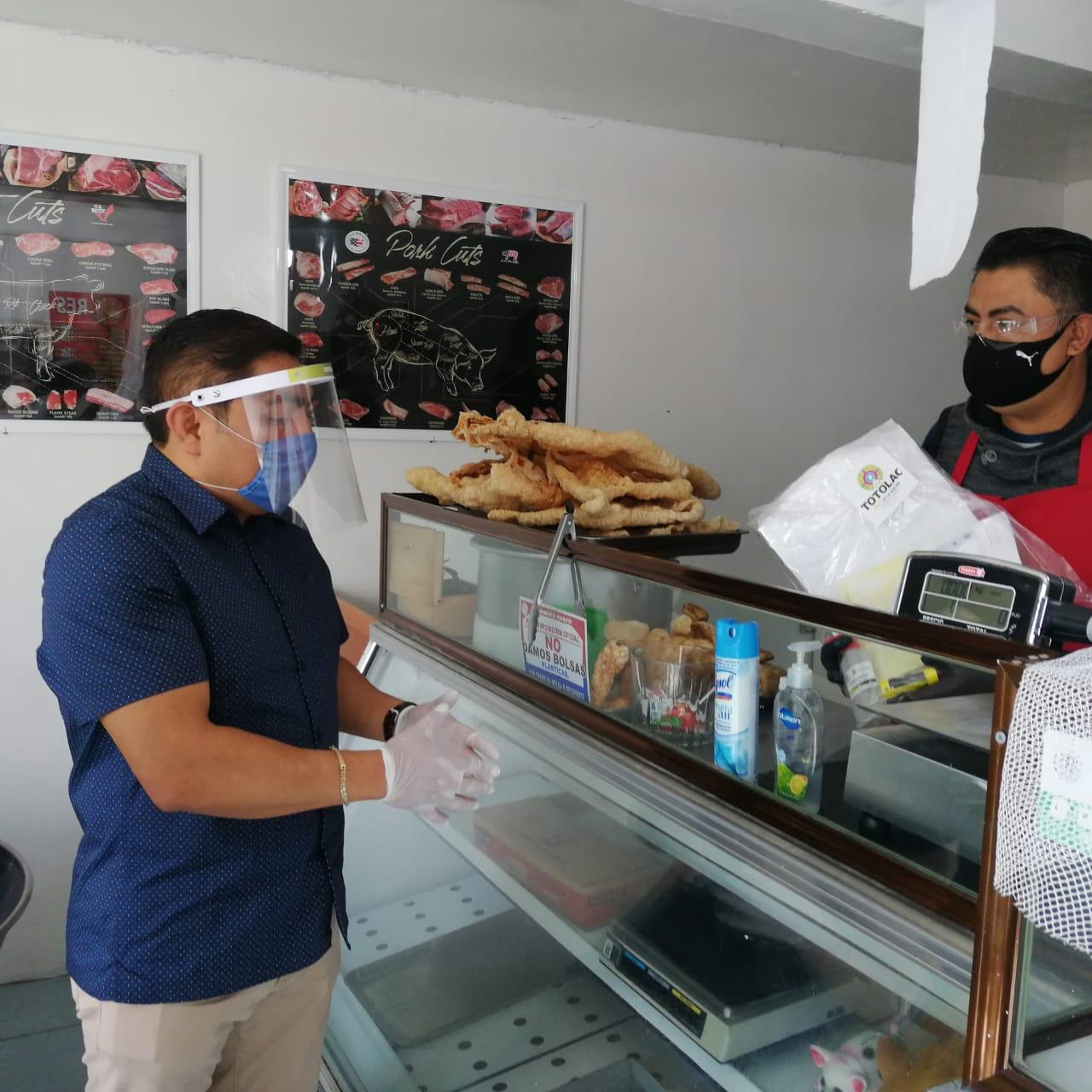 Gobierno  de Totolac  otorga condonación de multas al pagar licencias de funcionamiento