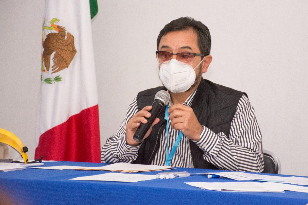 Llama Pepe Temoltzin a militantes del PAN a trabajar al margen de las diferencias