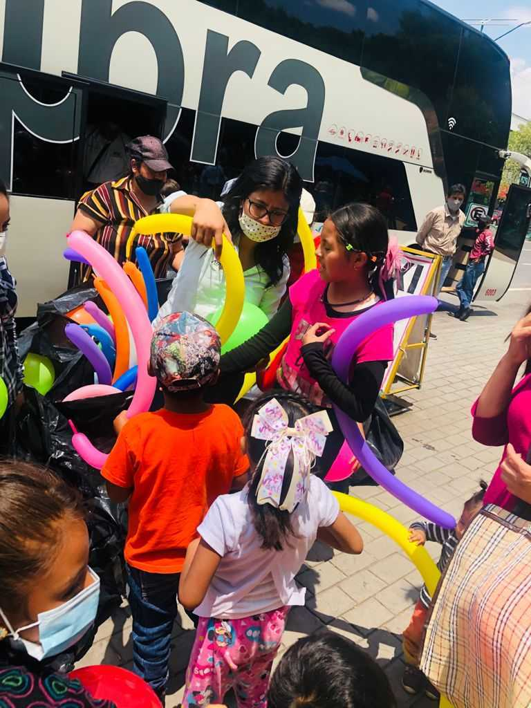 Éxito total en festejo del Día del Niño organizado por ATAH