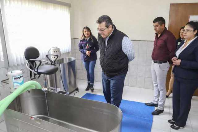 Ruta Por Tu Salud ha recorrido 11 municipios: Marco Mena