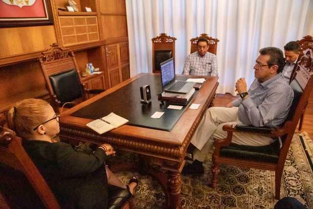 Solicita MMR a AMLO mantener estado de fuerza asignado para Tlaxcala