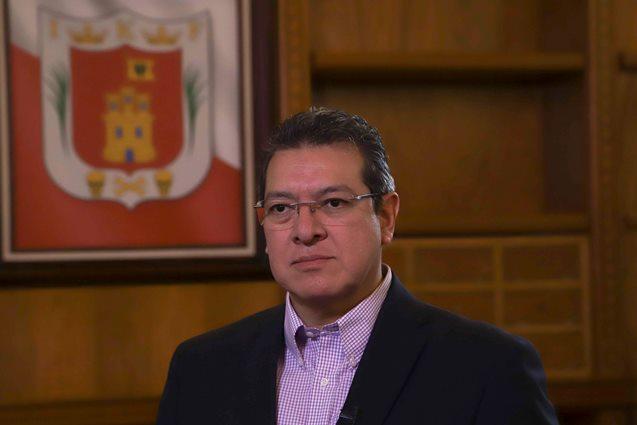 Marco Mena crea fondo de emergencia contra Covid-19 y Supérate Mujeres