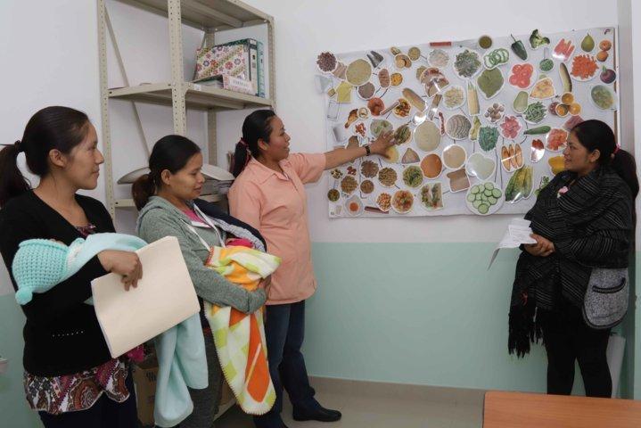 Fomenta SESA lactancia materna en sus unidades de salud
