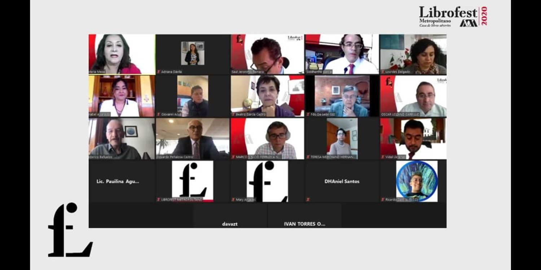Participa SECTURE en Librofest Metropolitano 2020