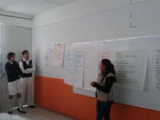 Imparte IEM pláticas a estudiantes sobre equidad de género y prevención de violencia