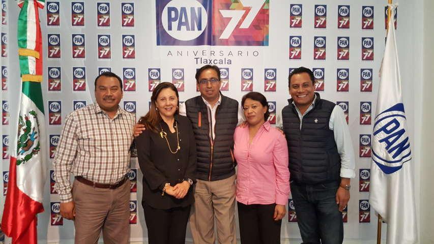 Designa PAN a Carlos Morales como coordinador del GPPAN