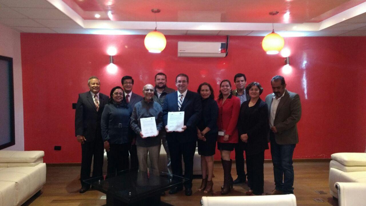 UPTX e ITSSNP fortalecen colaboración institucional