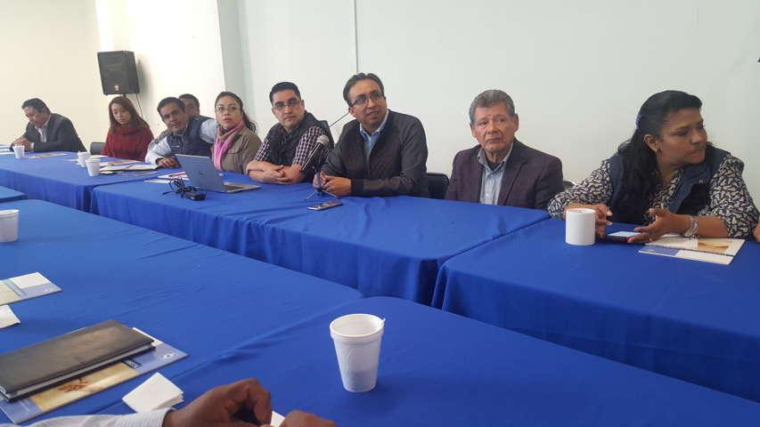 Se reúne dirigencia panista con presidentes de comunidad