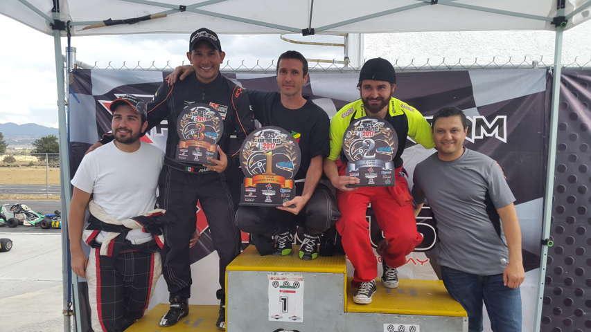 Celebra Tlaxco su primer Karting Fest 2017