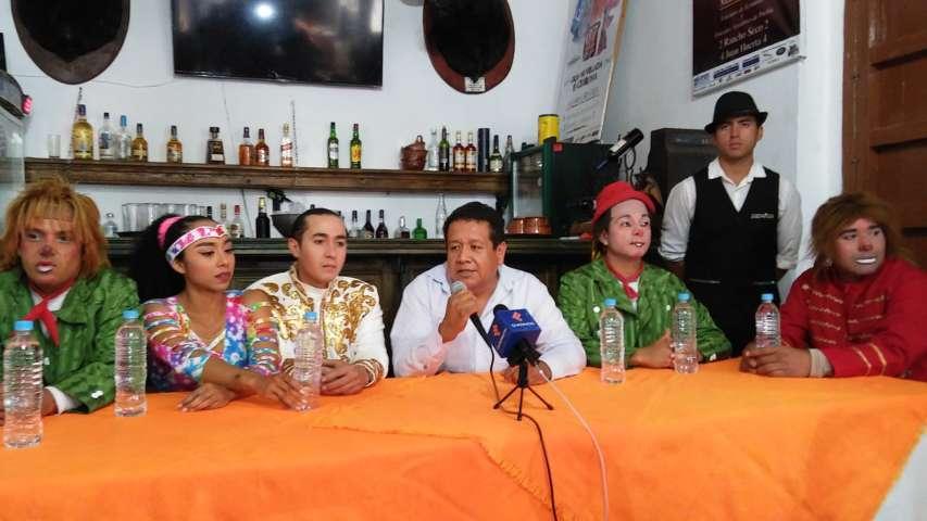 Llega circo Atayde a Tlaxcala promete sorpresas