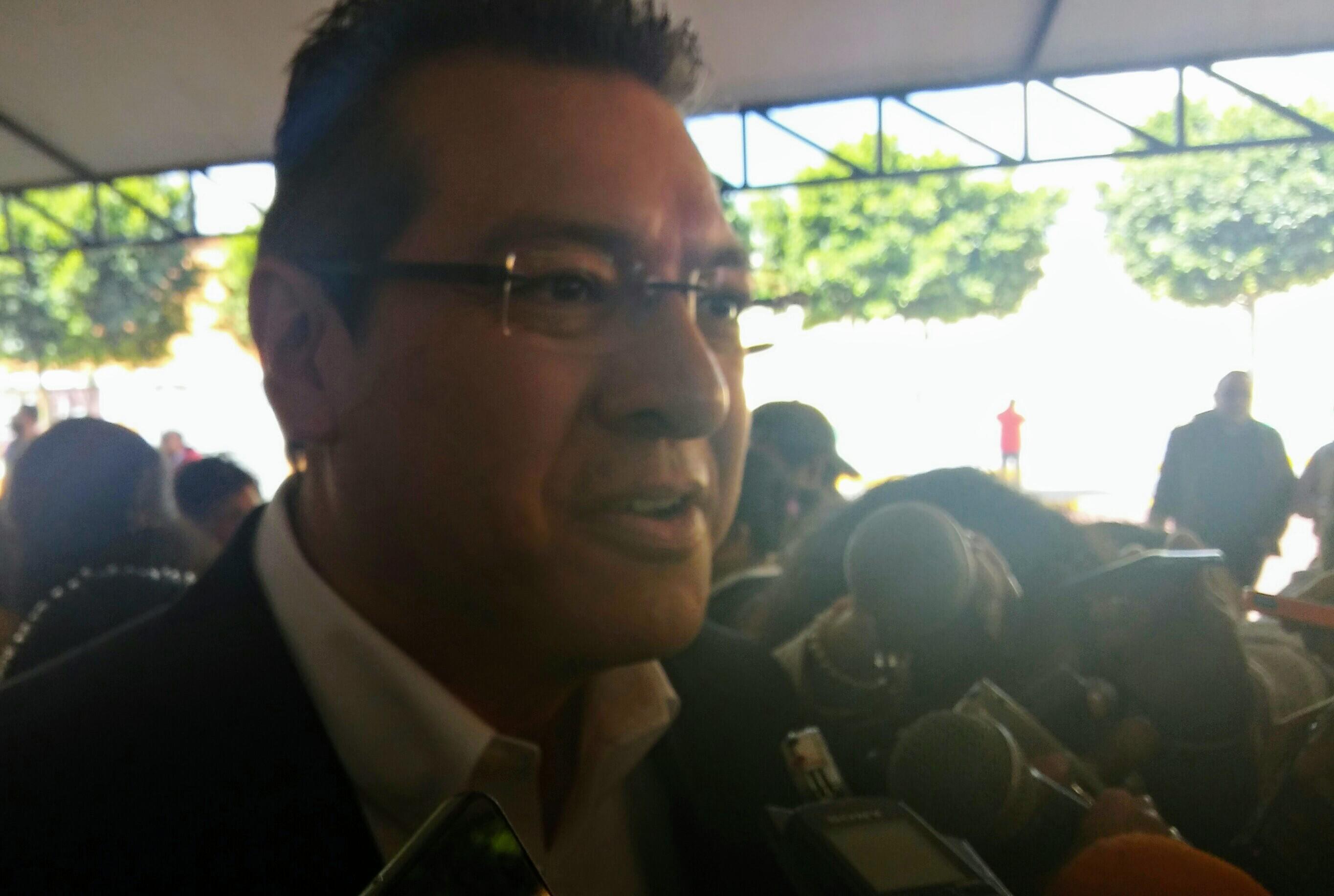 Inviable regresar voto a presidentes de comunidad Marco Mena