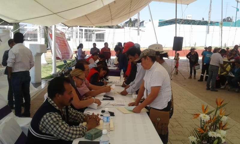 Oferta Tzompantepec Programa de Pisos y Techos