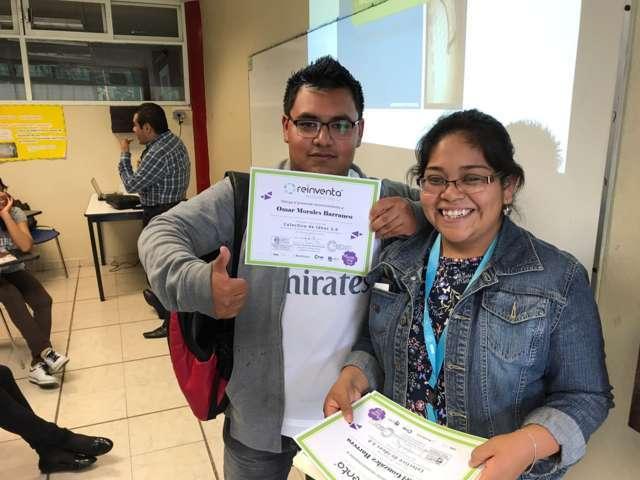 Capacitan a jóvenes de Tlaxcala en materia de emprendedurismo