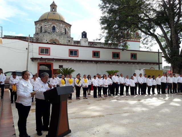 Texóloc conmemora el 35 Aniversario Luctuoso del Lic. Anselmo Cervantes Hernández