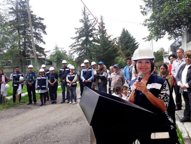 Otra obra pública más realizará Ayuntamiento de Texóloc