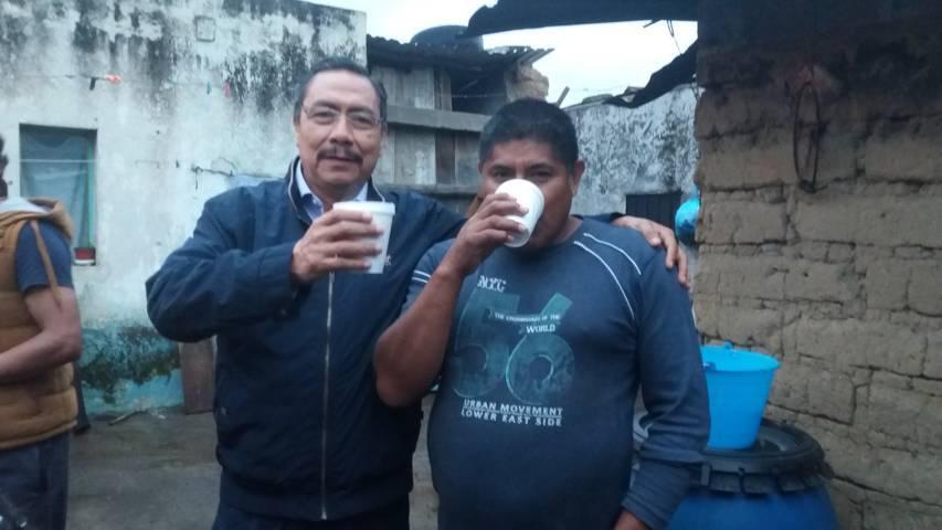 El Frente Ciudadano por México busca dejar fuera a los gobernantes corruptos: Refugio Rivas
